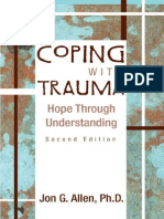 Coping With Trauma Hope Through Understanding