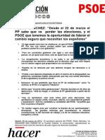 Discurso de Pedro Sánchez ante el Comité Federal del 28 de marzo de 2015 (PDF)