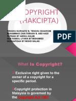 Copyright Group g