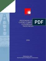 Pedoman GCG Indonesia 2006