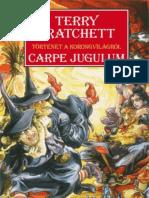 Carpe Jugulum - Terry Pratchett