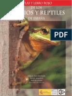 Zoologia - Libro - Atlas y Libro Rojo de Los Anfibios y Reptiles de España