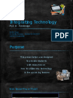 Integrating Technology redesign.pptx