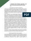 Poblamiento Argentino_Bortagaray