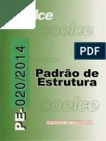 Coelce - Padrão de Estrutura - Solar Fotovoltáica