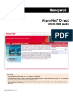 AlarmNet Direct User Guide