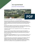 Turismul Rural Şi Agroturismulg Gorj
