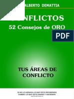 Conflictos - 52 Consejos de Oro
