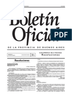 Boletin Oficial MedVecinales