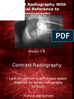 Veterinary Angiography