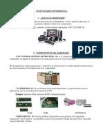 Cuestionario Informatica Jorge. 2
