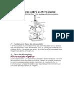 Pesquisa sobre o Microscópio.docx