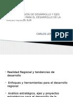 Carlos Leyton - Analisis Macro Sur 2015