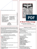A Good Firday Liturgy - AAB