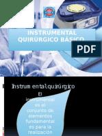 Instrumentacion Quirurgica basica