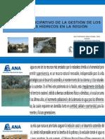 Autoridad Del Agua - Enfoque de Gestión de Recursos Hidricos