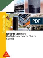 refuerzo_estructural Usando fibra de Carbono