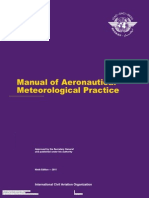 Manual of Aeronautical Meteorological Practice