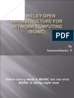 BOINC Presentation