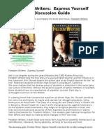 Book-film Freedom Writers