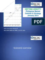 Stock Market Outlook Briefing on January 22 2015.pdf