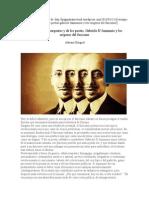 EL Tiempo de Los Sargentos y de Los Poetas. Adriano Erriguel