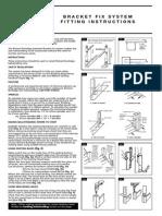 Burbridge Stairs Installation Instructions