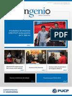 PUCP - Boletín Ingenio