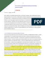 VEGA CANTOR Teoría Marxista de La Historia