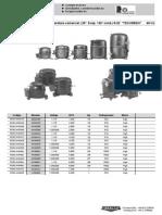 Compresores de Baja marca danffos