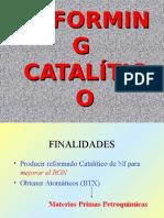 REFORMING Catalitico