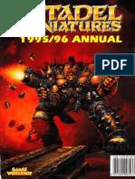Citadel Miniatures 1995-6 Annual
