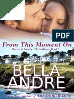 A Partir de Este Momento - Bella Andre