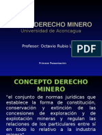 01 Derecho Minero