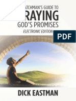 A Watchmans Guide to Praying Gods Promises