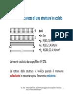15 Tdc - Esercitazione Sicurezza Strutturale - Slu (2)