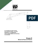 Manual Pluma Pica Roca M065-SN-01933 - 3217