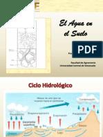 Agua en El Suelo. ICS. 2014