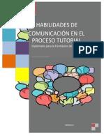 4.1 Habilidades de Comunicacion en El Proceso Tutorial