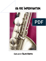 Exercises for Improvisation Feb 2008
