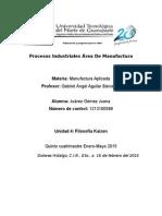 Kaizen Manufactura Aplicada.docx