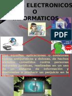 DELITOS ELECTRONICOS