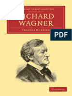 (Cambridge Library Collection - Music) Francis Hueffer-Richard Wagner (Cambridge Library Collection - Music)-Cambridge University Press (2009)