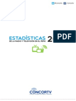 2015 Estadisticas Radio Tv