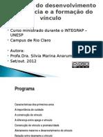 aspectosdodesenvolvimentonainfnciaeaformaodovnculo-130220135215-phpapp02