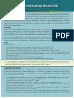 fsl factsheet for parents