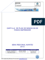6. F09!41!009 Plan de Negocios Ejemplo Agropecuario