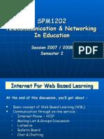 Web & Education (Webacation) - 2
