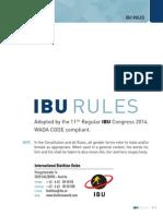 IBU Rules 2014 e Cap1