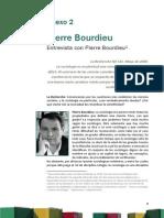 Anexo Lectura 2 Entrevista Pierre Bourdieu